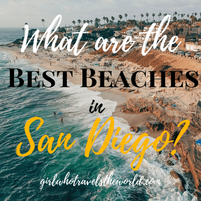 What are the Best Beaches in San Diego?