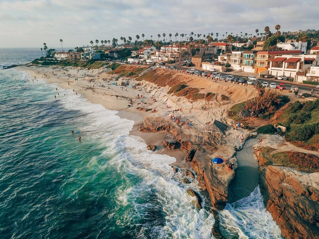 What are the Best Beaches in San Diego for Families? Girl Who Travels the World, Windansea Beach