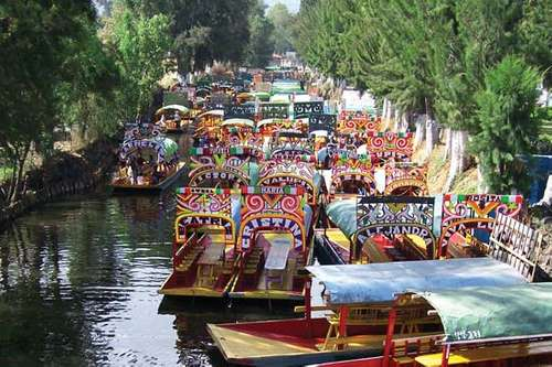 Best Parks in Mexico City, Girl Who Travels the World, Xochimilco