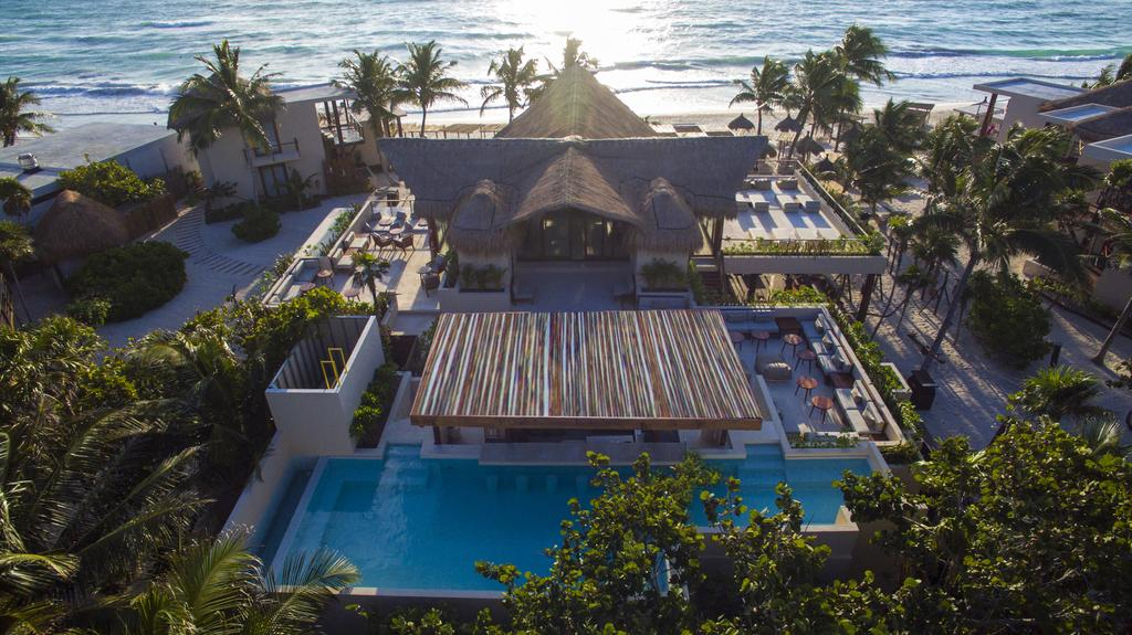 Where to Stay on the Beach in Tulum, Girl Who Travels the World