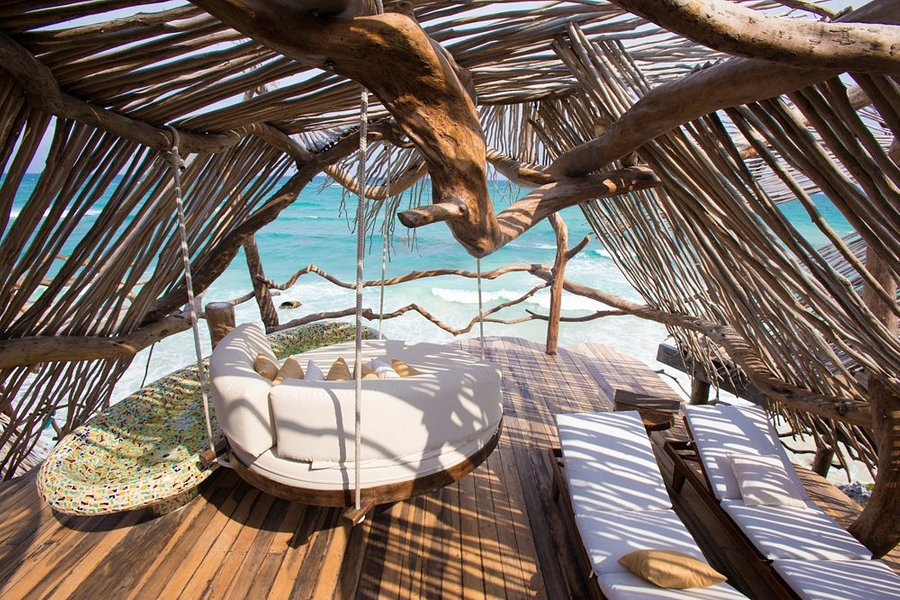 Where to Stay in Tulum on the Beach? Girl Who Travels the World, Azulik