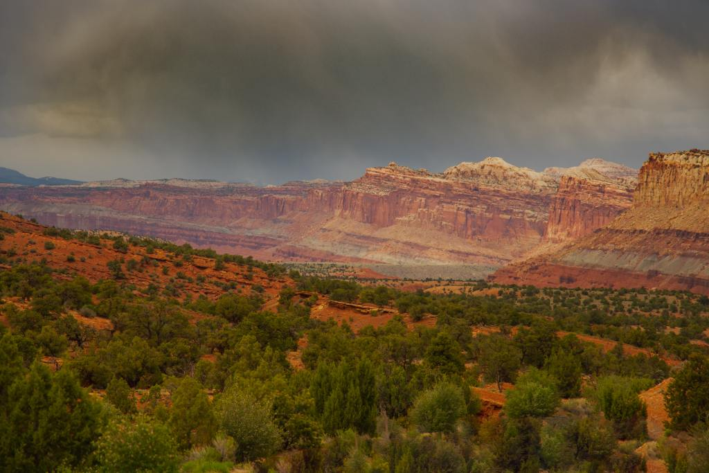 Which of Utah's National Parks is the Best? Girl Who Travels the World, Capitol Reef National Park