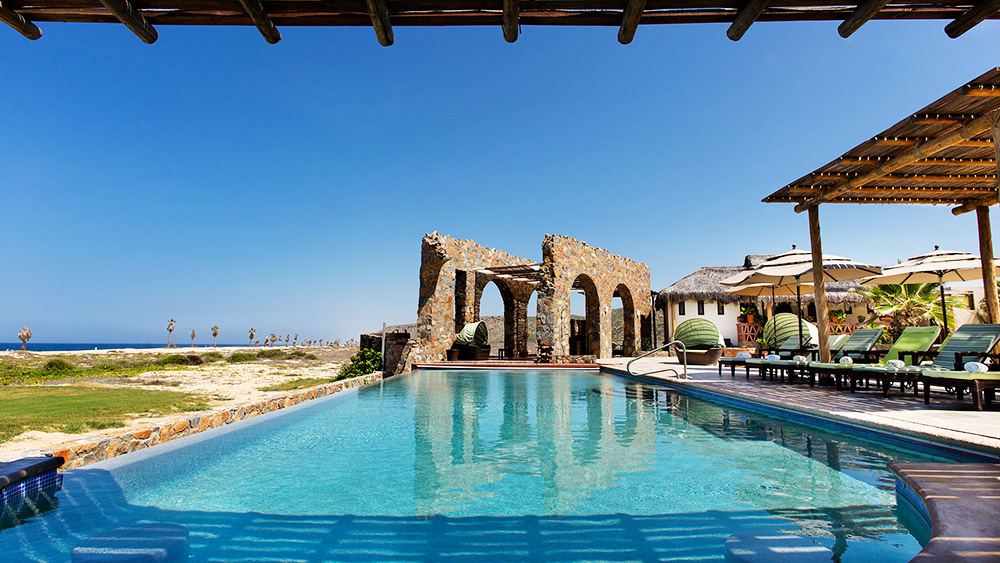 Best Hotels with Pools in Todos Santos, Mexico, Girl Who Travels the World, Guaycura Boutique Hotel