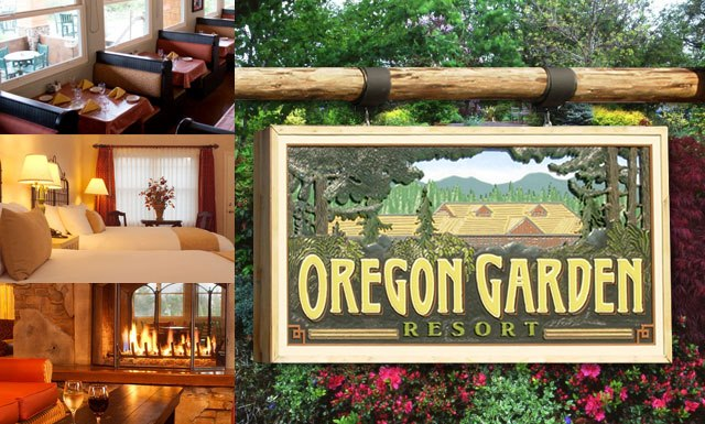 Where to Stay by Oregon's Tulip Fields? Girl Who Travels the World, Oregon Garden Resort