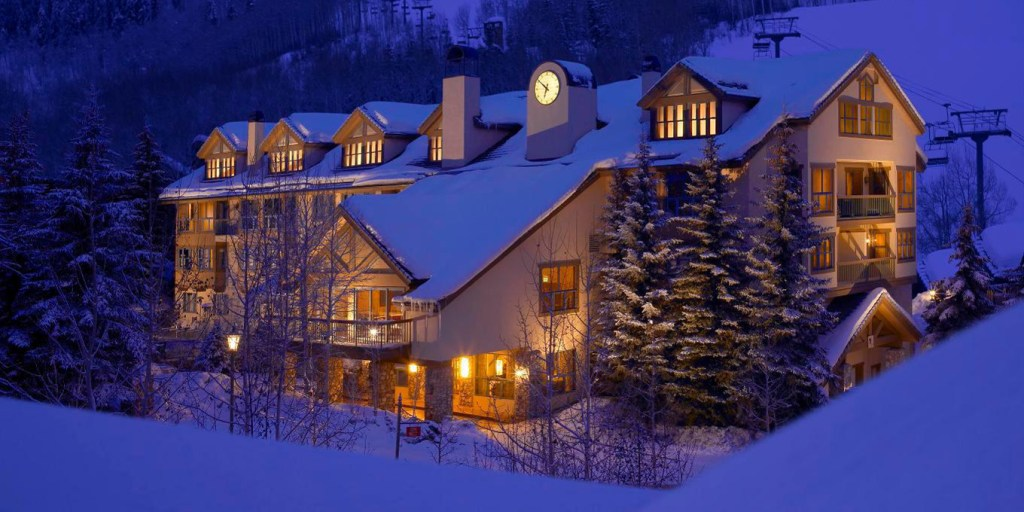 Best Ski-in Ski-Out Hotels in Beaver Creek, Girl Who Travels the World, The Osprey