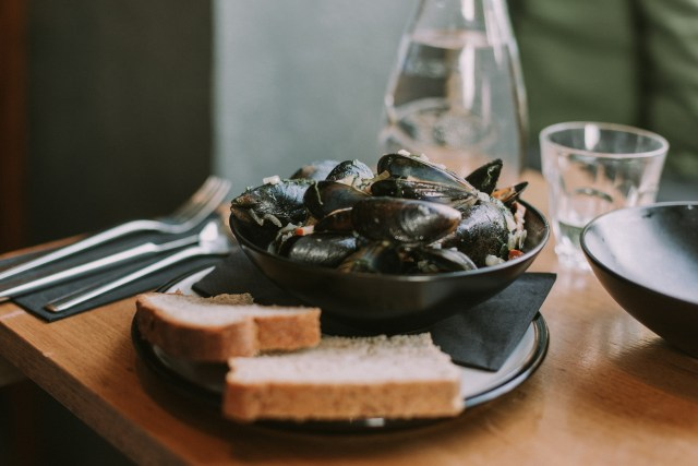 Mussels For One