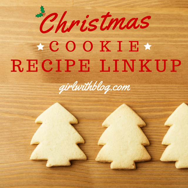 On Christmas Cookies: a Recipe Link-Up!
