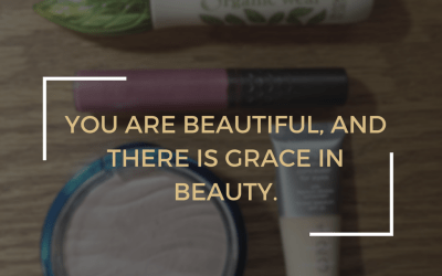 On the Grace in Beauty