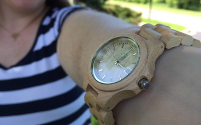 On Practical Pretty {featuring JORD Wood Watches}