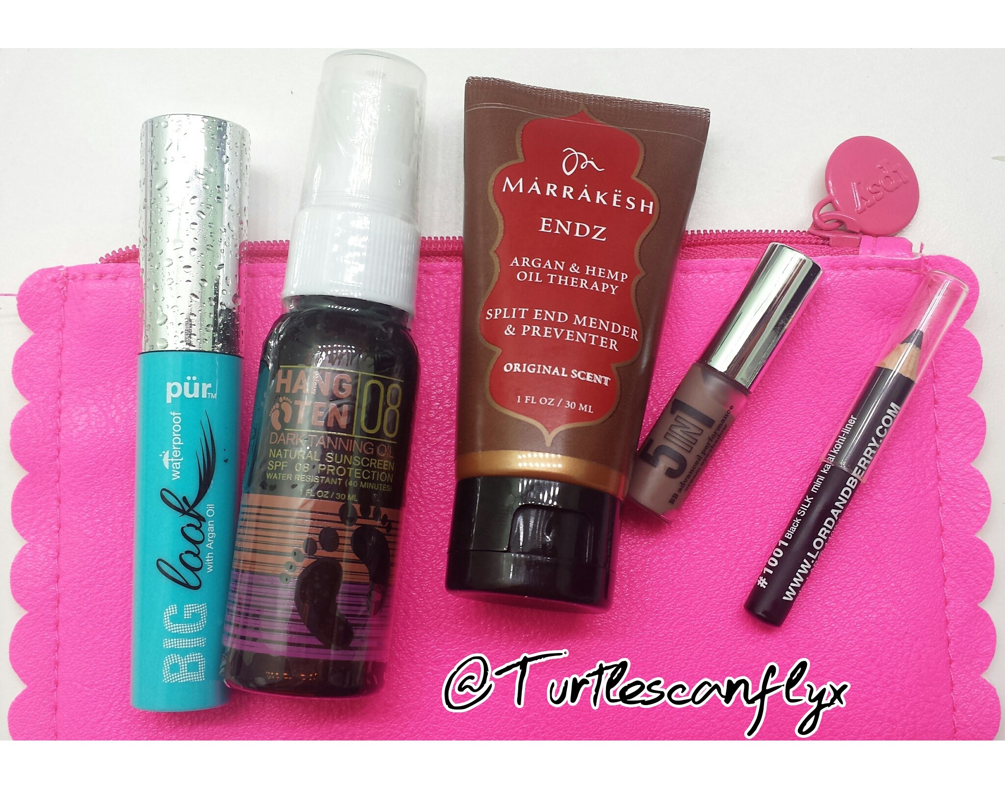 IPSY July 2014 Overview • Girl with Glam - Girl with Glam