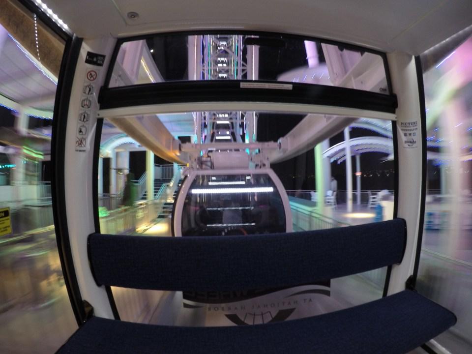 The Capital Wheel - Heated Gondolas