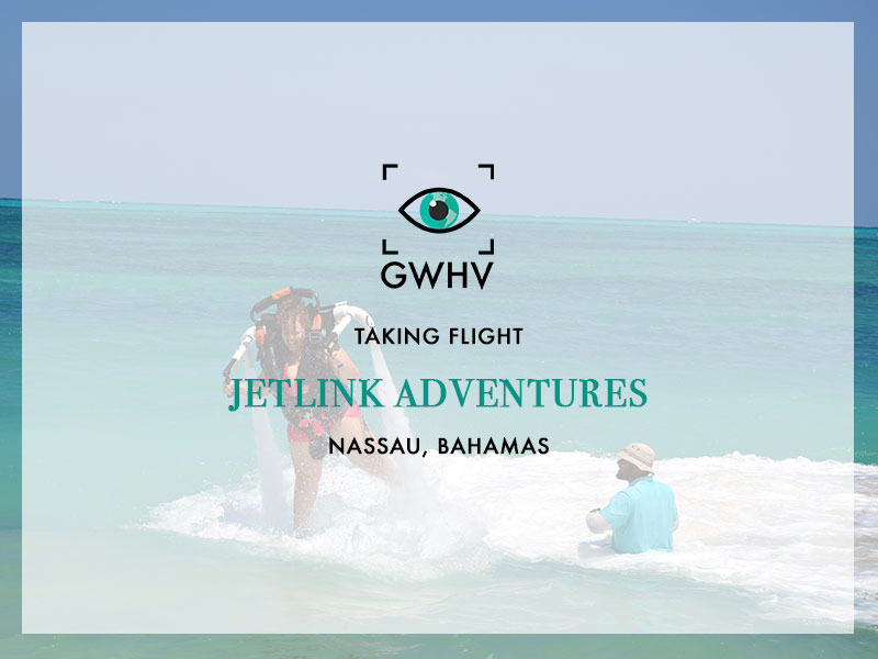 Jetlink Adventures is the only place in the Bahamas I know of that you can take flight without stepping foot on a plane. When I first started seeing the ads and videos about this new company I knew it was something I just had give a try.