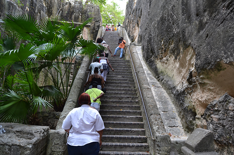 Queens Staircase - 66 Steps
