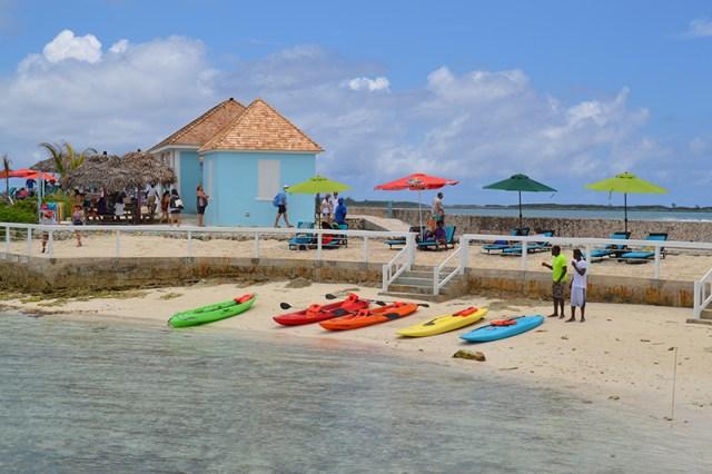 Pearl Island Beach & Kayaks