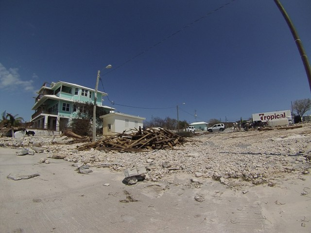 Hurricane Prep - Joaquin 2015