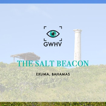 The Salt Beacon - Little Exuma
