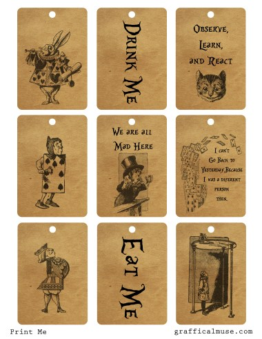 Vintage_Alice_In_Wonderland_Printable_Tags