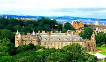 Be sure to make time for the Palace at Hollyroodhouse on your Edinburgh Scotland itinerary.