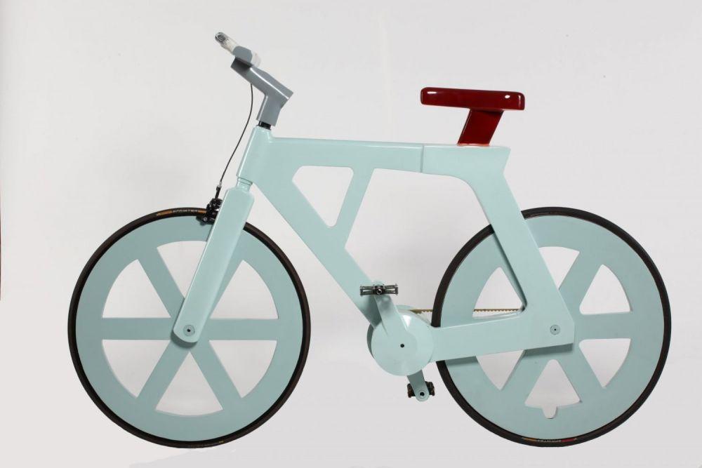 Bici di cartone Cardboard Bike