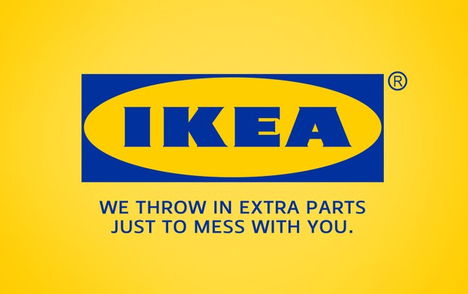 If Company Slogans Were Honest - Girly Design Blog