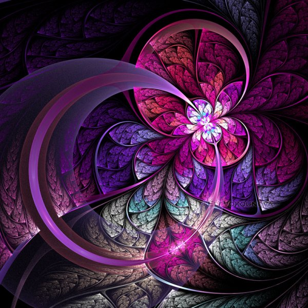 Beautiful Fractal Art