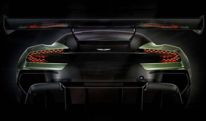 Daily Inspiration No.3 - Aston Martin Vulcan - Design Mash