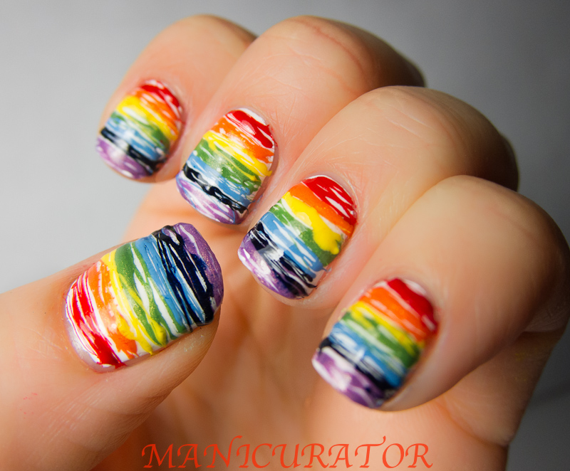 Creative Nail Designs Easy More Cute And Art Y Design