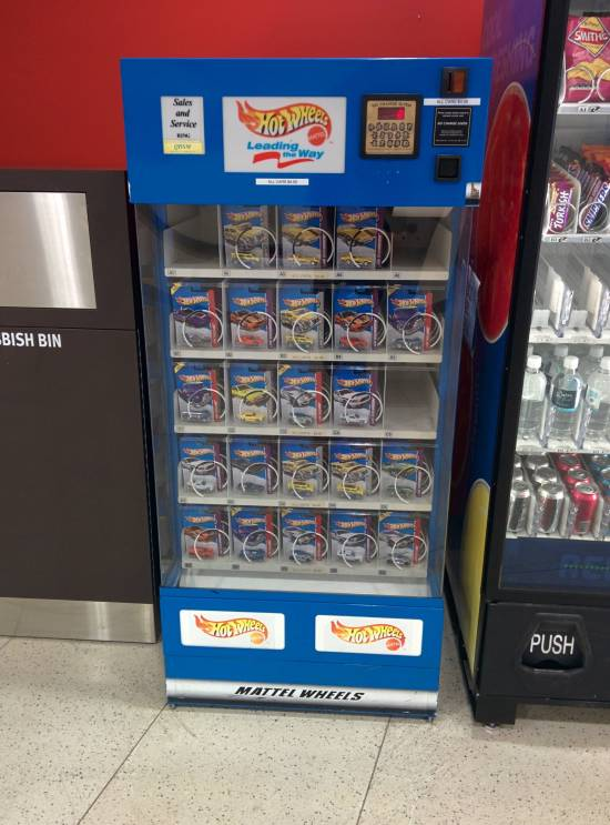 The World's Craziest Vending Machines - Girly Design Blog