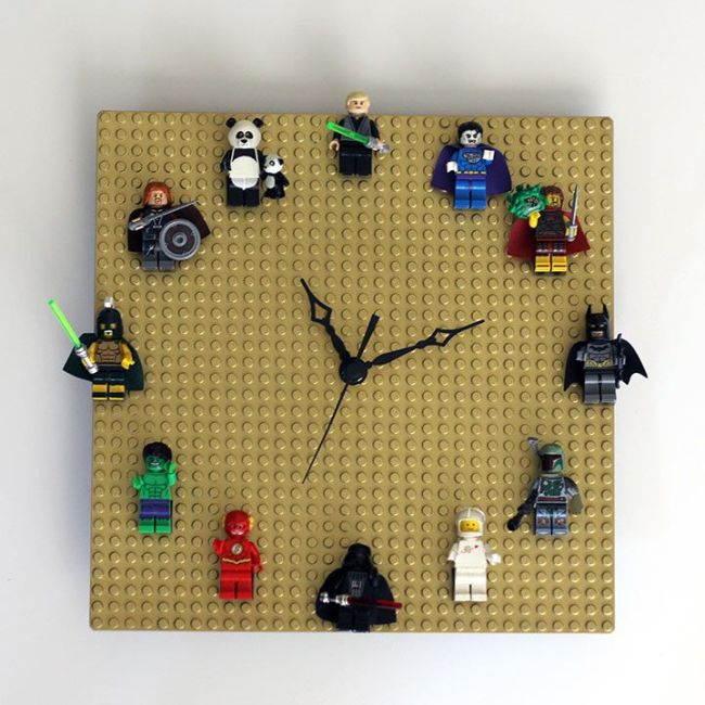 15 Grown-up Uses For Lego - Girly Design Blog