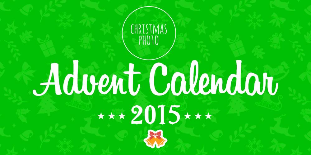 おしゃれなクリスマス画像 Advent Calendar 2015*25日目