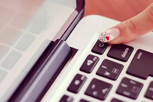 「Mac」「スイッチ」「ネイル」「パソコン」などがテーマのフリー写真画像