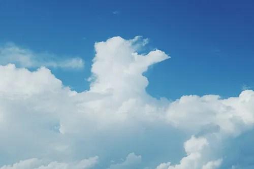 「夏」「空」「雲」などがテーマのフリー写真画像
