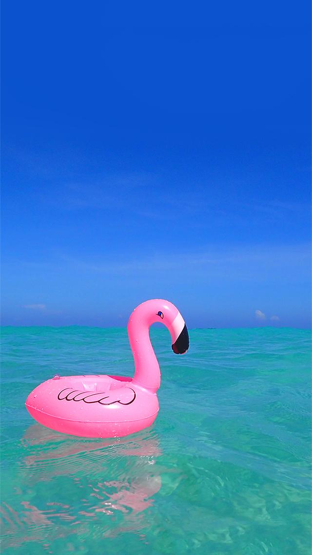 オシャレで可愛い夏のiPhone壁紙をリリースしたよー!
