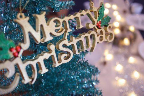 「オーナメント」「クリスマスツリー」「サンタ」などがテーマのフリー写真画像