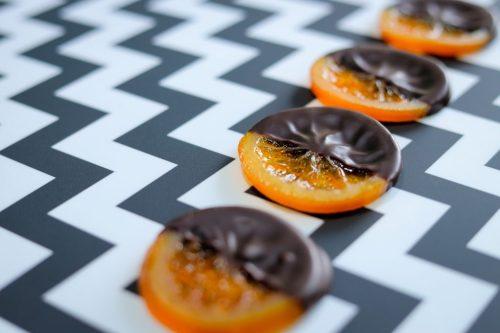 「オランジェット」「オレンジ」「お菓子」「チョコ」「ホワイトデー」「食べ物」などがテーマのフリー写真画像