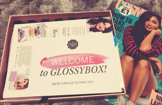 September Glossybox Review!