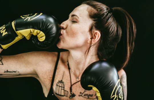 Why Every Girl Should Try Boxing Just Once