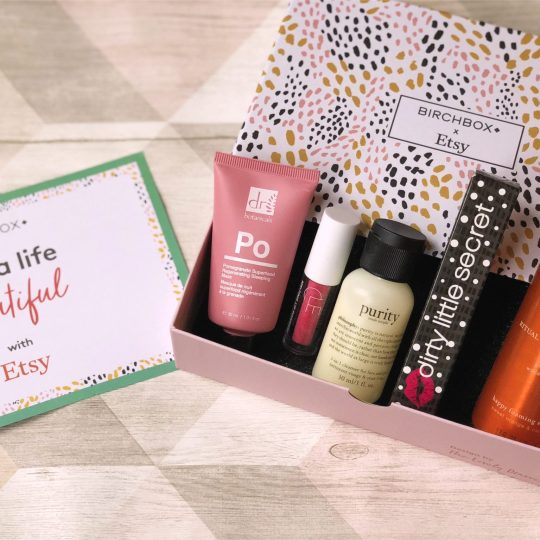 Review Of My August Beauty Subscription Boxes – Glossybox & Birchbox