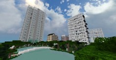 My apartment buildings!