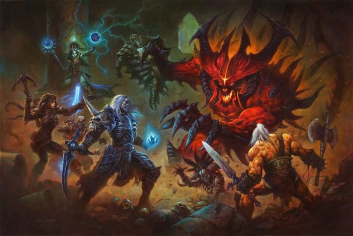 Diablo Gear: A Few of My Favourite Things