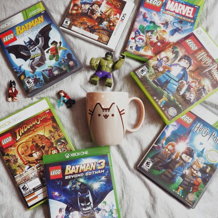 Why I Love Lego Games