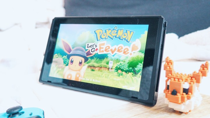 Pokémon Let's Go: A Girly Geek Review