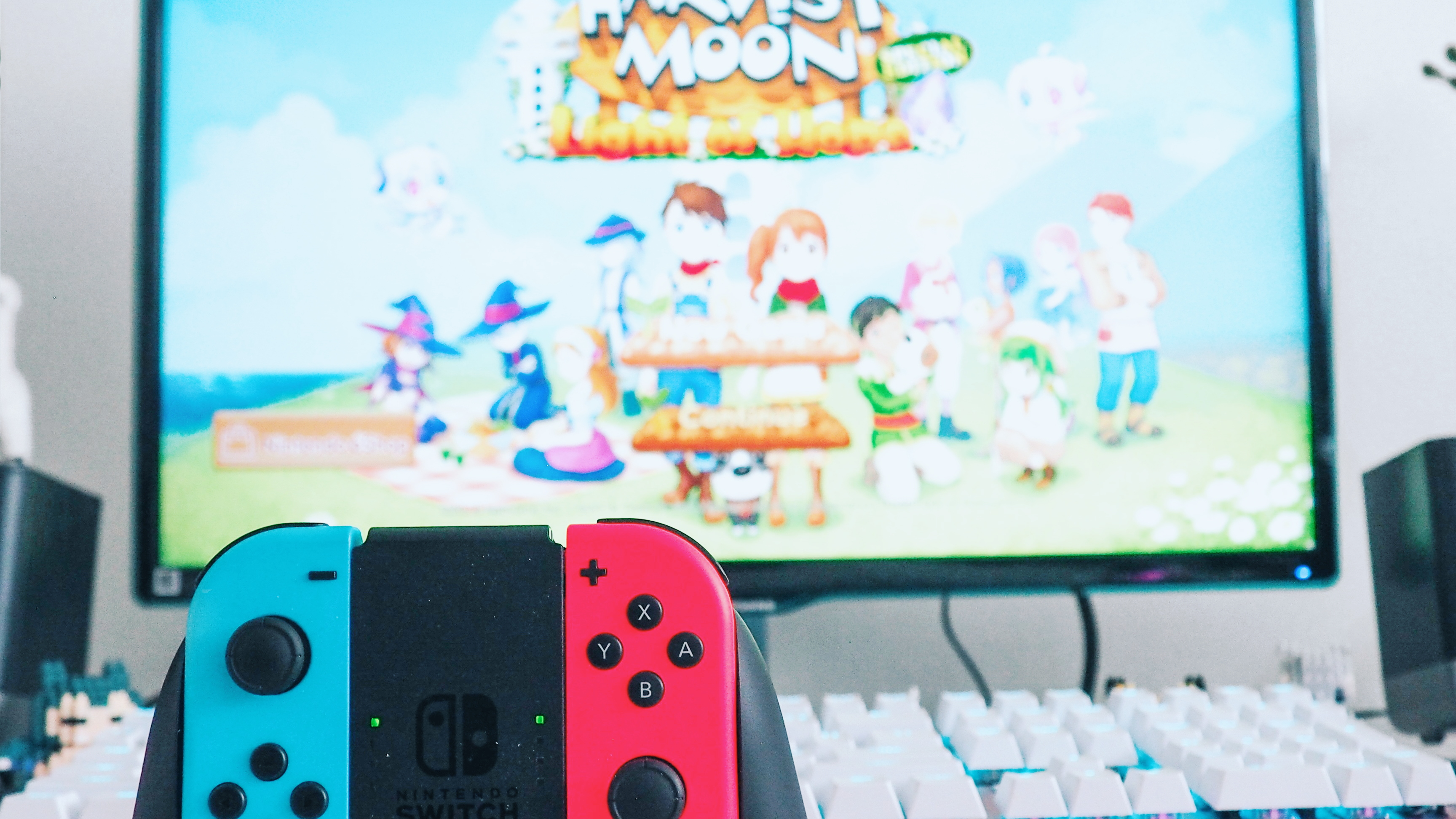 Harvest Moon Light of Hope: A Girly Geek Review-feature