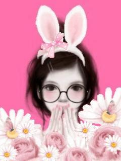 Cute Pink Pig Wallpaper Girly Gifs 187 Avatars Enakei