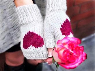 Be My Valentine Girly Knits
