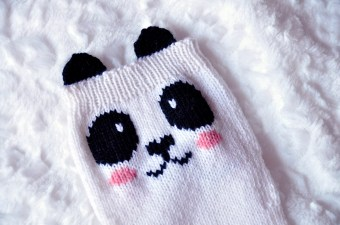 """Check Meowt!"" Animal Knee High Socks"