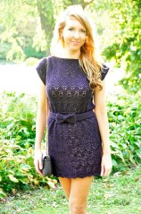 """""""Take a Bow"""" Lace Dress and Top"""