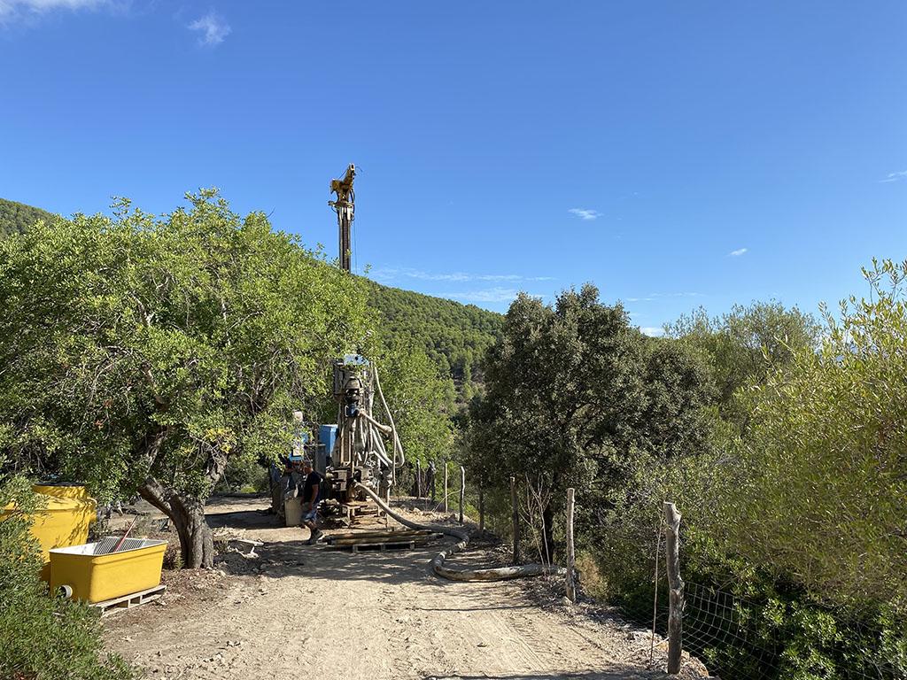 perforaciones geotérmicas en Mallorca