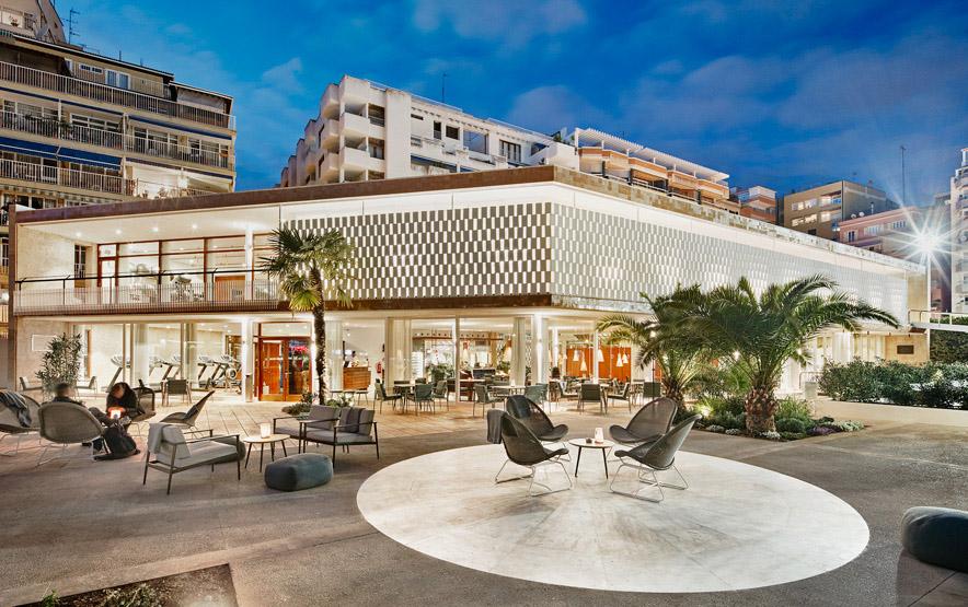 Club de Tenis&Spa en Mallorca restaurado