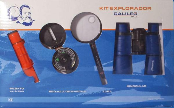 KIT EXPLORADOR 1